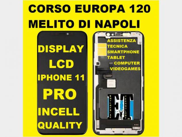 Iphone 11 Pro Display Lcd completo Assistenza Tech Nuovo