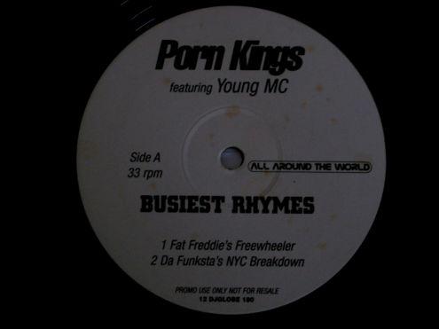 33 giri promo originale-Porn Kings-Busiest Rhymes - Foto 4