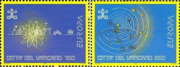 Francobolli nuovi annata 1994 Vaticano - Foto 5
