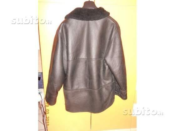 Cappotto nero shearling - Foto 2
