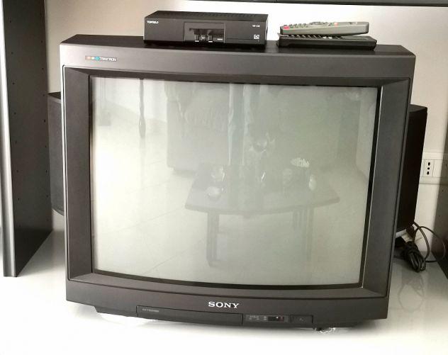TV SONY TRINITRON 27 Pollici