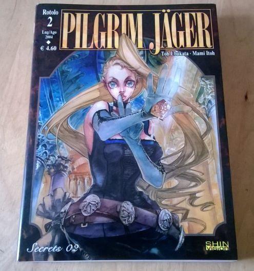 Manga: Pilgrim Jager Vol.1e2 - Foto 2