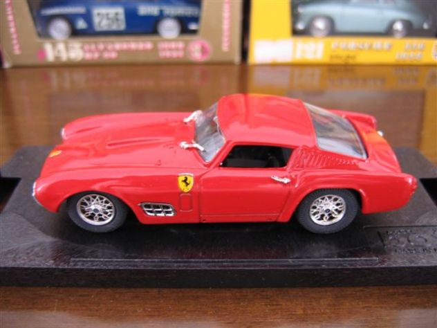 Modellino MODEL BOX  8405 Ferrari 250 GT PROVA 1:43