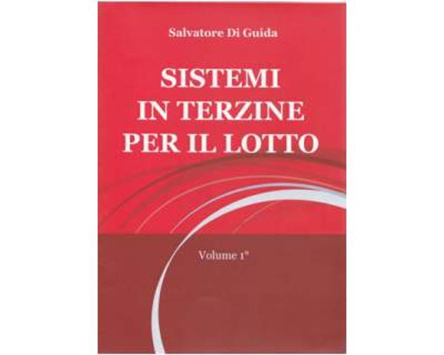 Sistemi in terzine per il lotto (vol.1°+vol. 2°+vol. 3°)