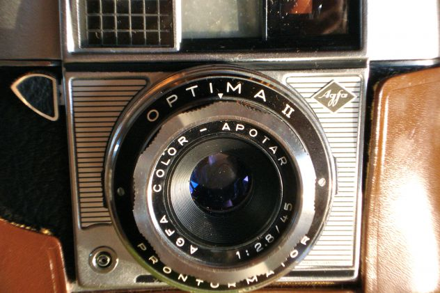 Macchina fotografica AGFA OPTIMA II - Foto 2