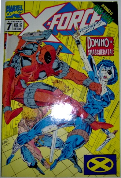 X-Force Marvel Italia - Foto 2