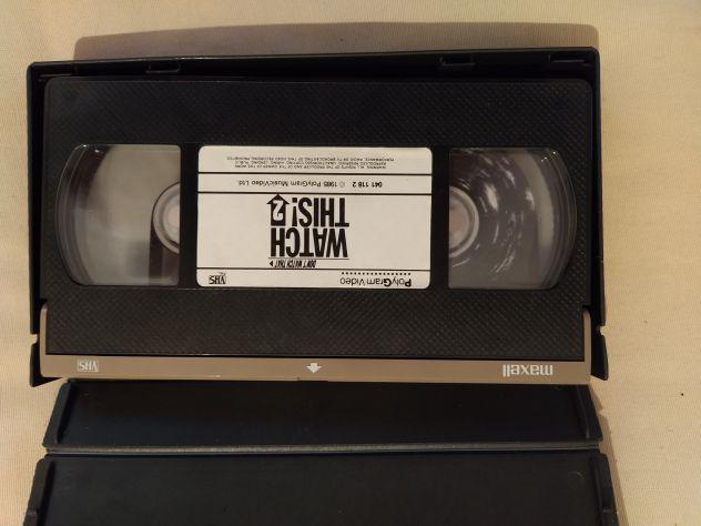 R65- CASSETTA VHS - FILM/ALTRO - Foto 3
