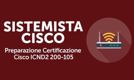 CORSO ON LINE SISTEMISTA CISCO - IMPERIA