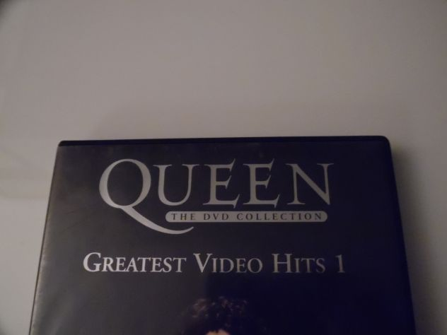 "DvdComeNuovoOriginaleCompletoConcerto:Queen""Greatest Video Hits 1&quot … - Foto 2"