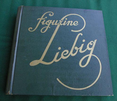 Album figurine Liebig