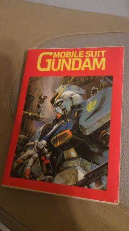 Cartoline da Collezione Gundam anni 90