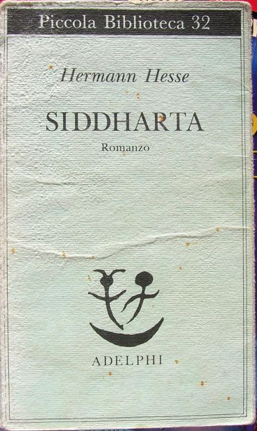 Hermann Hesse SIDDAHARTA Romanzo Adelphi Edizioni Collana Piccola Bibliotec …