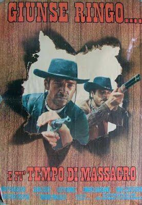 Giunse Ringo e... fu tempo di massacro (1970) regia Mario Pinzauti