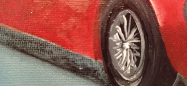 Quadro Ferrari d'epoca - Foto 6