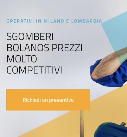 Sgombero appartamenti Milano e Lombardia GIORGIO