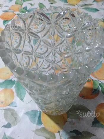 Vaso in cristallo - Foto 2
