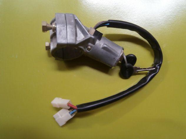 Fiat 131 commutatore accensione bloccasterzo (4 poli)