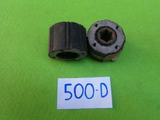 Giunti Fiat 500d 6 cave nuovi originali Pirelli - Foto 5