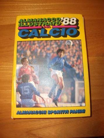 Almanacco illustrato del calcio '88