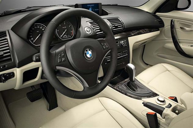 Paraurti Bmw Serie 1 muso cofano radiatori rinforzo kit airbag 07>12 - Foto 6