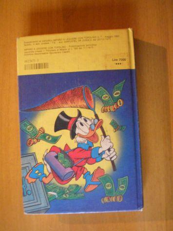 Il manuale di Paperone di W. Disney. - Foto 3