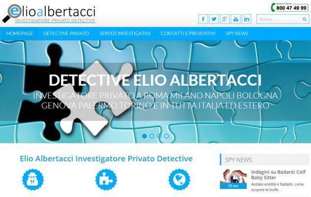 Agenzie investigative investigazioni private rintracci informazioni ricerche