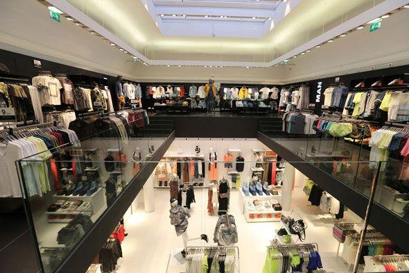 Responsabile negozio,Addetti vendita Abbigliamento