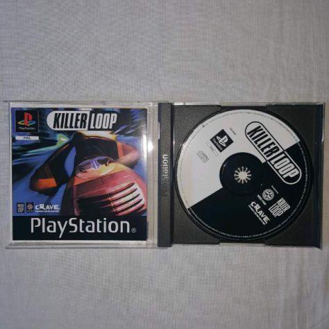 Killer Loop - Gioco PS1 - Ubisoft Exclusive - Foto 2