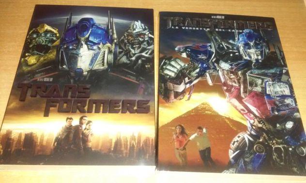 Transformers dvd film 1 e 2 - Foto 2