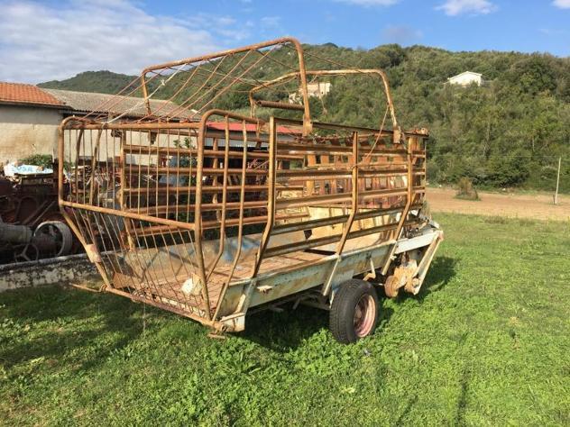 Macchine agricole ABG Mini autocaricante FORT - Foto 4
