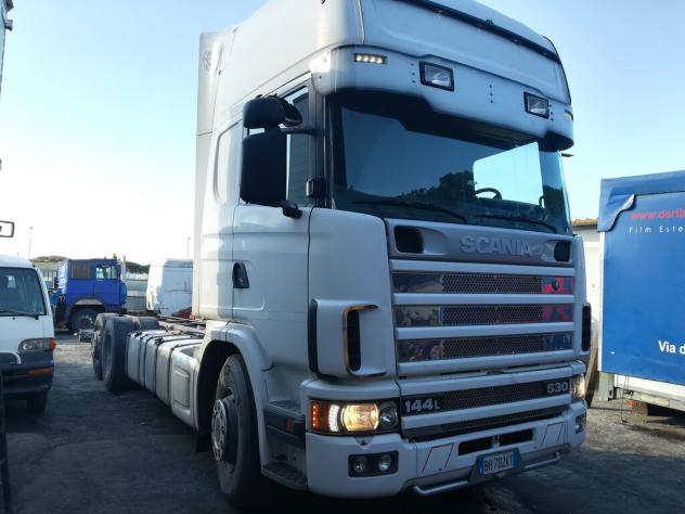 Camion SCANIA Trattore