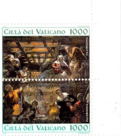 Francobolli nuovi annata 1994 Vaticano - Foto 2