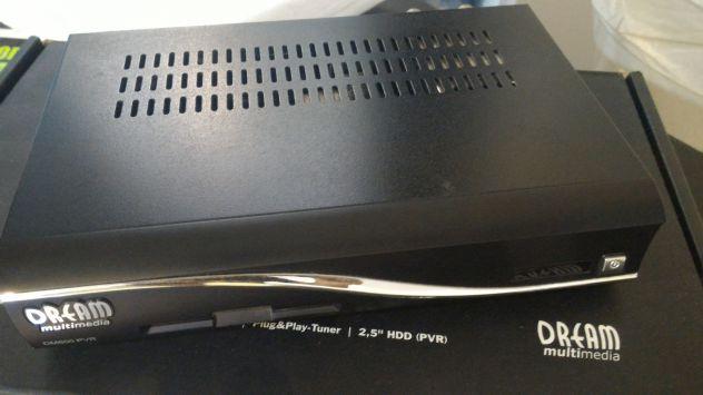 Decoder Dreambox DM600PNR