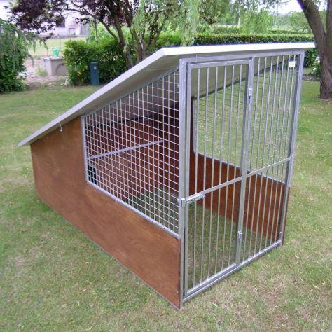 Box per cani con recinto coperto - Foto 4