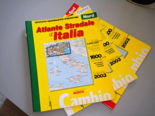 ATLANTE STRADALE D 'ITALIA