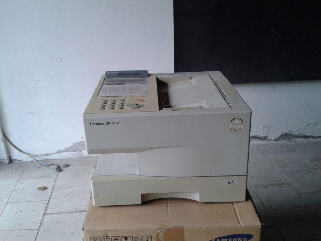 Fax Panasonic laser UF 560