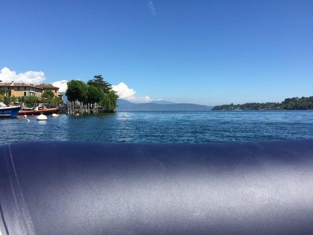 Noleggio barca gommone lago di Garda - Foto 6