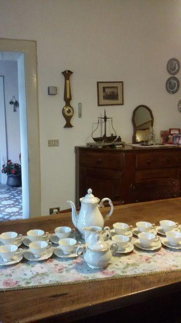 Servizio 12 caffè antica ceramica Bollate Milano