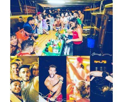Summer Love Boat Parties