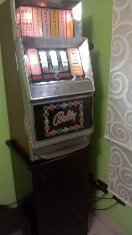 Slot machine anni 60