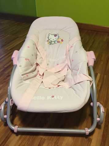 Sdraietta Neonata Hello Kitty