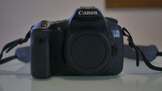 Canon EOS 60D - Solo Corpo