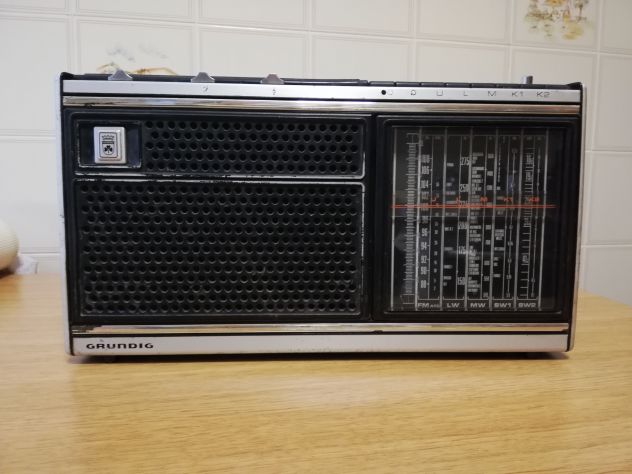 Radio Grundig Concert boy 1100 vintage