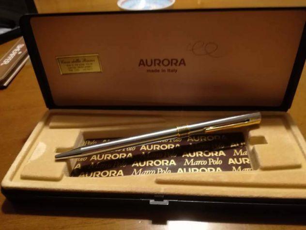 Penna a sfera Aurora Marco Polo