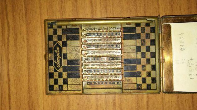Antico calcolatore