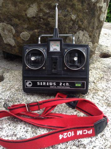 Radiocontrollo Sirius 2Ch