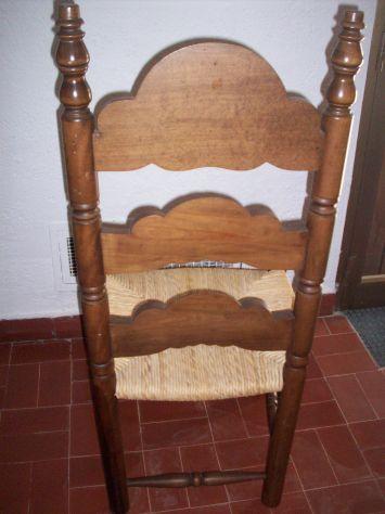 sedia poltrona spagnola - Foto 4