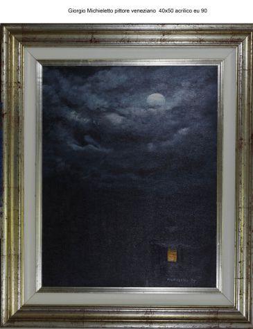 Quadro del pittore veneziano Giorgio Michieletto