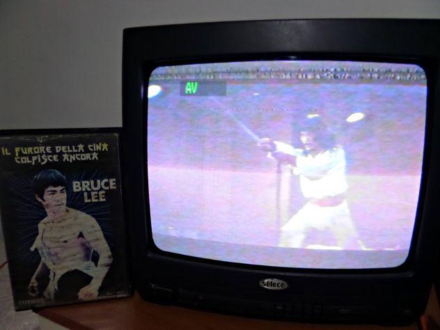 VHS vari  lotto misto  Originali d'epoca. TESTATI (INTERO LOTTO) - Foto 2