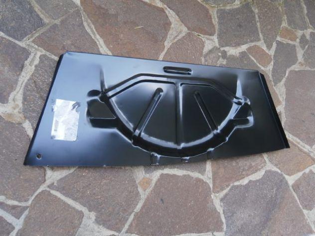 """Rivestimento anteriore Fiat 600d 600f vano anteriore ruota di scorta """" … - Foto 2"""